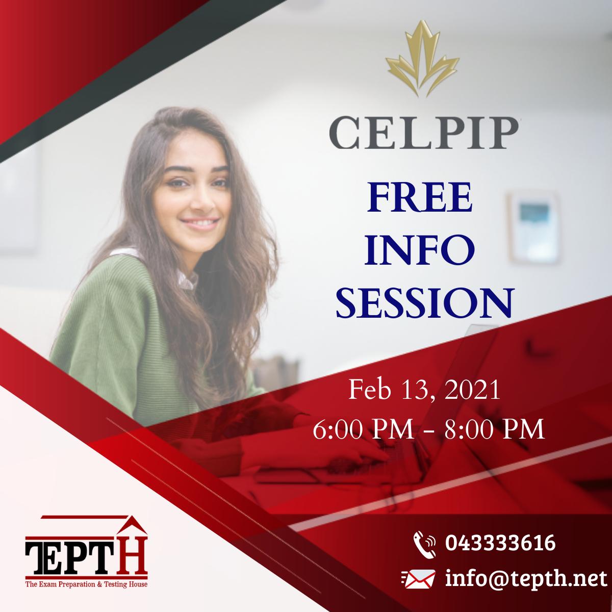 Free CELPIP material